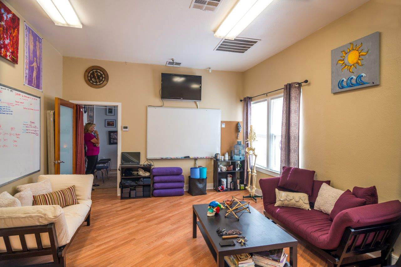 Redlands Massage Therapy - Waiting Room